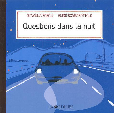 Questions dans la nuit - Photo 0