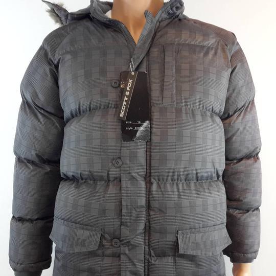 taille 40 2842a 8816c Doudoune tendance en Polyester - 14a - SCOTT & FOX - RTTSDS5118106