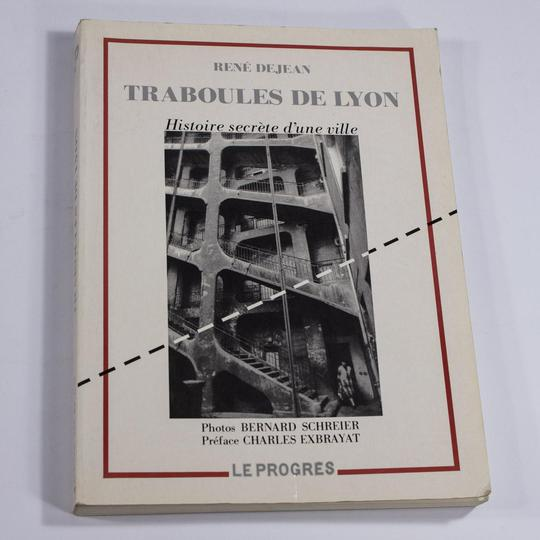 Traboules de Lyon -  R.Dejean - Photo 0