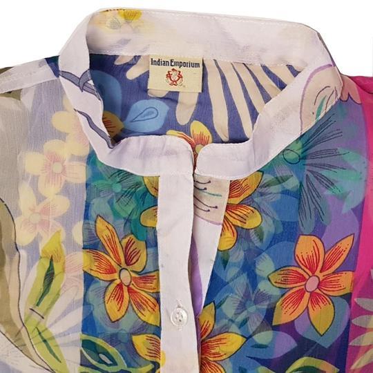 2dccbbe9e57f Tunique liquette robe Indian Emporium imprimé floral T M