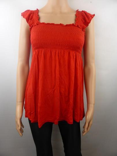 H amp;m Top Shirt a131 Rouge Femme T36Ref T 9E2WIDH