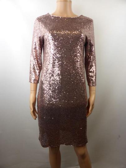 Rose T40 Robe Kiabi Ref Sequins D8 Sur Neuve Wh1tqqzc Femme Label wfqgtf