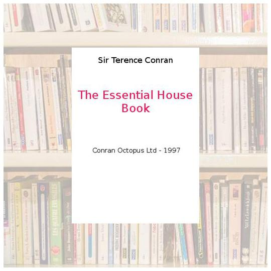 The Essential House Book - Sir Terence Conran - Photo 0