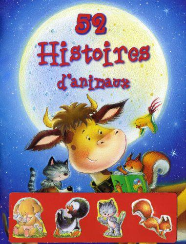 52 HISTOIRES D'ANIMAUX - Collectif - Photo 0