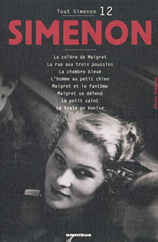 Tout Simenon, tome 12 - Simenon, Georges - Photo 0