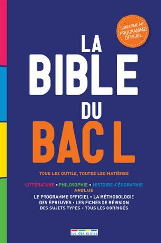 La bible du bac L. Edition 2015 - Photo 0