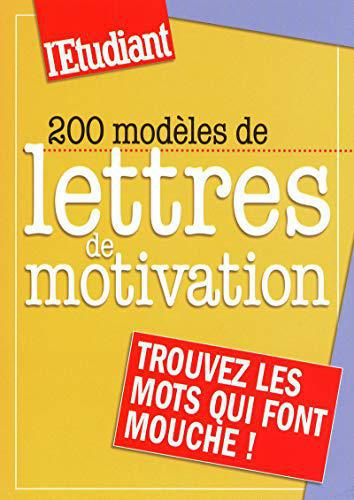 200 modèles de lettres de motivation - Engelhard, Jean-Marc - Photo 0