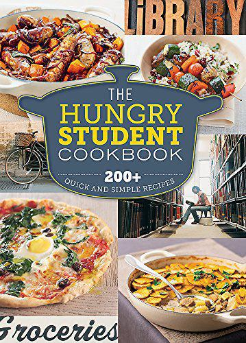 The Hungry Student Cookbook: 200+ Quick and Simple Recipes - Spruce - Photo 0