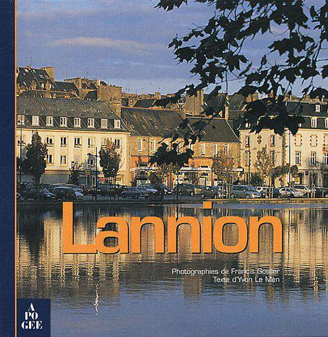 Lannion : Edition bilingue Français Breton - Le Men, Yvon - Photo 0