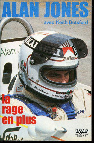 La rage en plus - Alan Jones Avec Keith Botsford - Photo 0