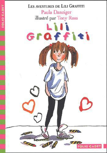 Les Aventures de Lili Graffiti Tome 1 : Lili Graffiti - Photo 0