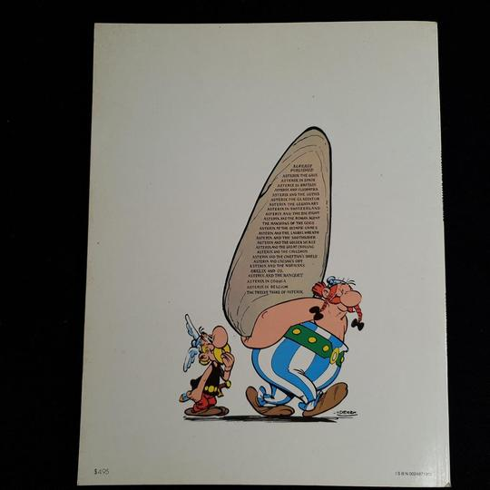 BD Astérix en langue Anglaise - Photo 4