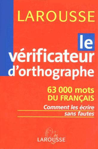 Le vérificateur d'orthographe - Photo 0