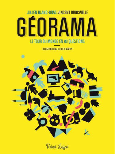 Géorama. Le tour du monde en 80 questions - Photo 0