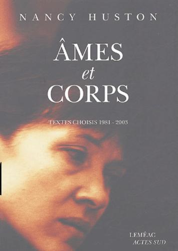 Ames et corps. Textes choisis 1981-2003 - Photo 0