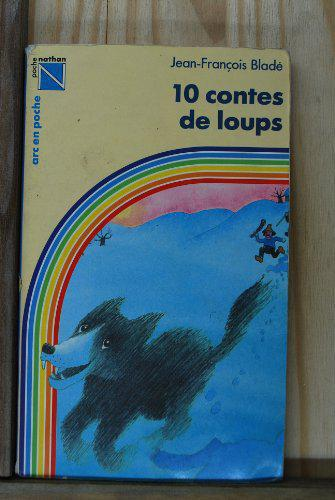 Dix contes de loups - Collectif - Photo 0