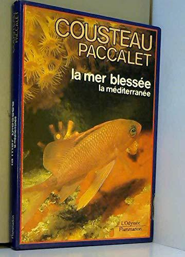 La mer blessée - Jacques-Yves Cousteau, Yves Paccalet - Photo 0