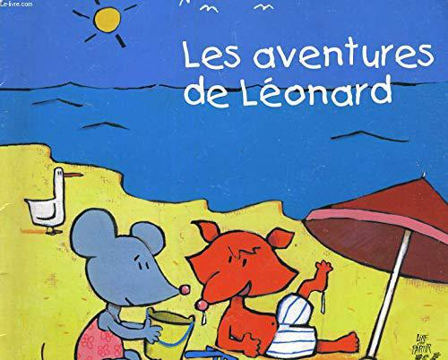 Les aventures de Léonard - Laurent Richard - Photo 0