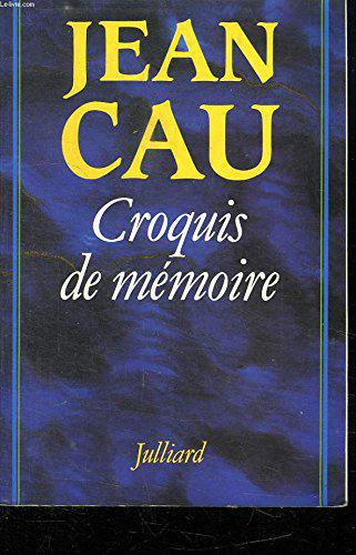 Croquis de mémoire - Cau Jean - Photo 0