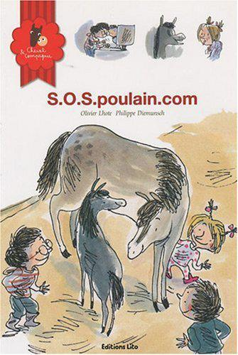 S.O.S.poulain.com (cheval, naissance, mort, adoption) - Olivier Lhote - Photo 0