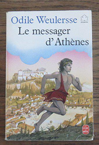 Le messager d'athenes - Weulersse Odile - Photo 0