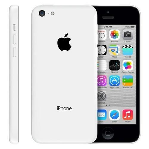 Apple iPhone 5C 8 Go - Blanc - état correct - Photo 0