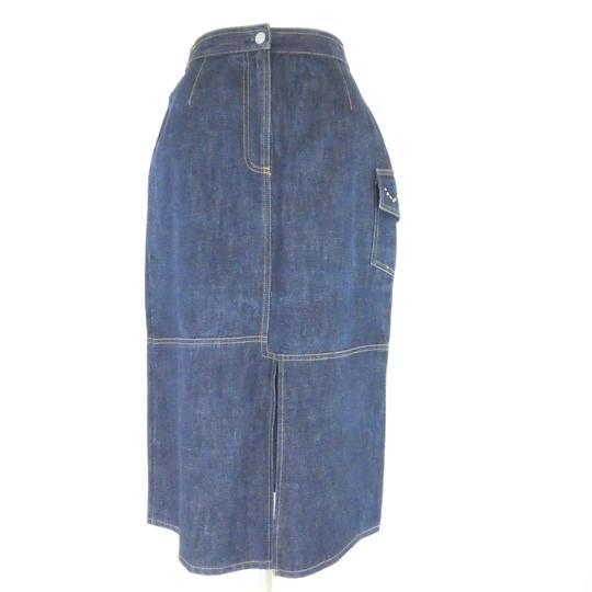 magasin en ligne 162cd a6e6f Jupe longue en jean Kenzo