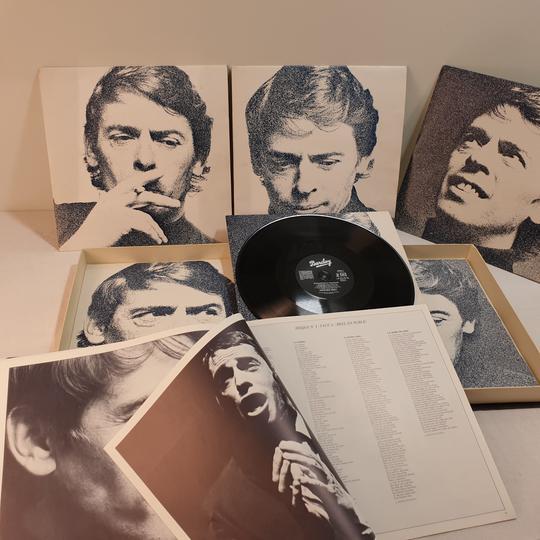 Jaques Brel - Coffret Intégrale Luxe de 8 LP - Photo 3