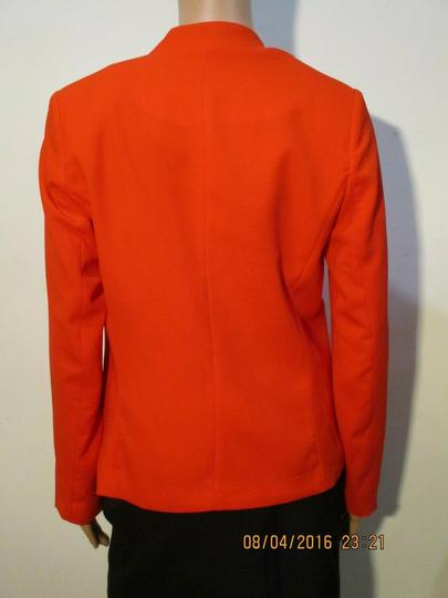 Veste rouge corail - Promod - Taille 38 - Photo 2