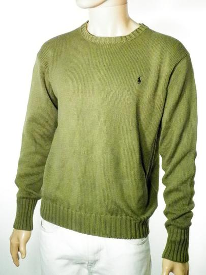 Pull Homme Kaki RALPH LAUREN T M. - Photo 0