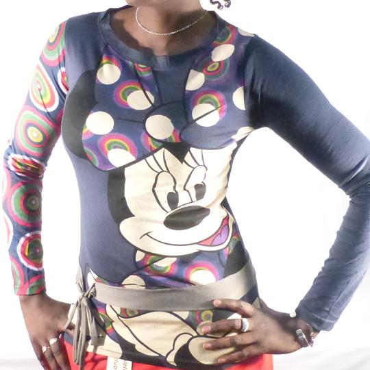 Tee-shirt manche longue Desigual Taille M - Photo 0