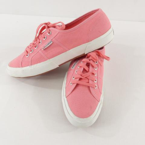 photos officielles fa6da a058f Basketa Superga 2750 cotu classic rose , taille : 45