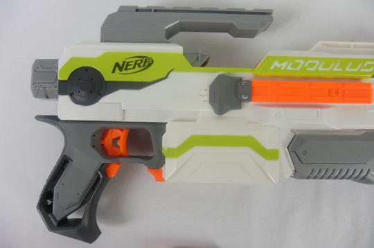 Fusil d'assaut Nerf Modulus blaster édition Hasbro - Photo 6