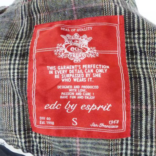 Taille Sur Edc Label Manteau By Esprit En Emmaüs Boutique Ligne S xaHxwX