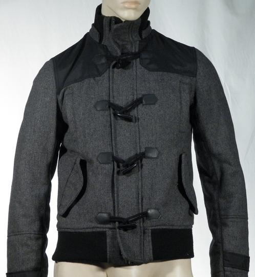 Blouson Et Sur Smith Teddy Homme Emmaüs S Gris Taille Noir Label rxrC6