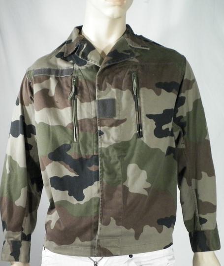 Label Veste Kaki T4244 Boutique Sur Homme Emmaüs Militaire En rtwqEXw