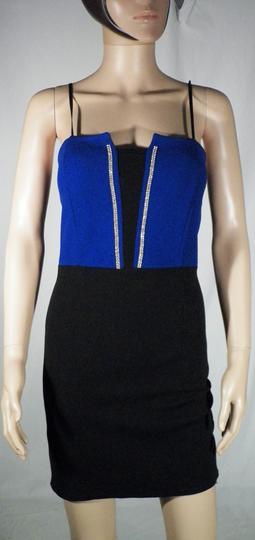 Robe Bleu electrique Noir Taille Unique sur Label Emmaüs, boutique ... 2a2a1081386