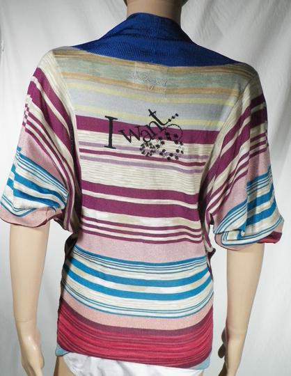 T-shirt Multicolore DESIGUAL Taille S. - Photo 1
