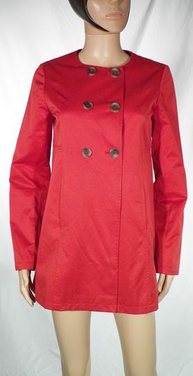 Veste Femme Rouge Gemo T 38 Sur Label Emmaus Boutique En Ligne