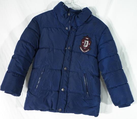 Blouson Enfant Garçon Bleu DPAM T.6Ans