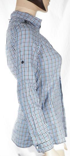 Chemise Femme à carreaux G STAR Taille XS