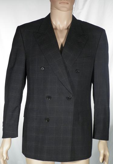 efc61f9a39f Veste de costume Homme Gris Foncer CHRISTIAN DIOR T.50 sur Label ...