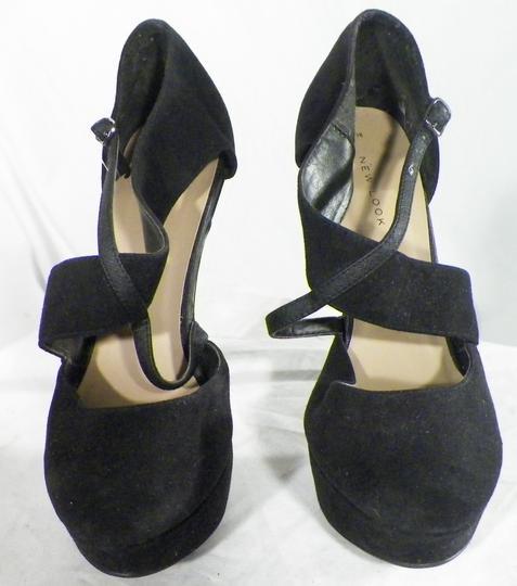 048c73441f8e2 Escarpins Noir NEW LOOK Pointure 38. sur Label Emmaüs, boutique en ...