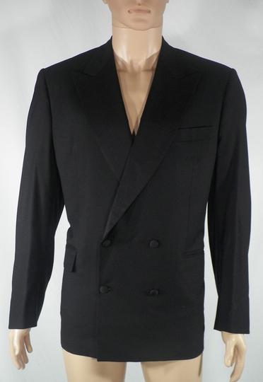 1ad4b81639f Veste de costume Homme Noir CHRISTIAN DIOR Taille estimé L. - Photo 0 ...