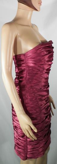 Robe de Soirée Fushia JUJU CHRISTINE Taille S. sur Label Emmaüs ... 8b109797342