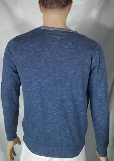 Pull Homme Bleu Chiné TOM TAILOR T M. - Photo 2
