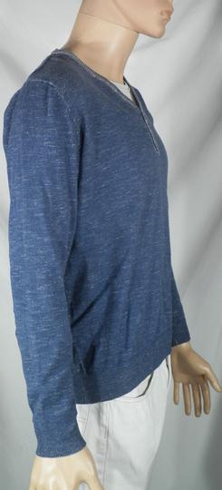 Pull Homme Bleu Chiné TOM TAILOR T M. - Photo 3