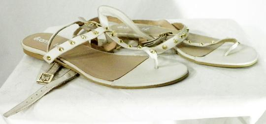 Femme Blanc P Eram Sandale 08nwvmn 41label Emmaüs tdrCshQ