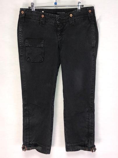 Pantalon noir ceinturé - Guess - Taille 40 - Photo 0