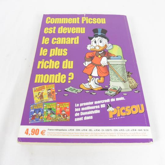 Lot de BD Les Trésor de Picsou Disney Hachette - Photo 3